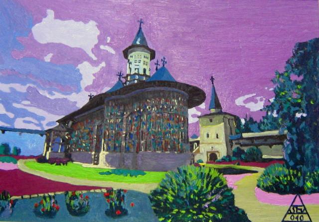 Sucevitza, my love - Constantin Severin