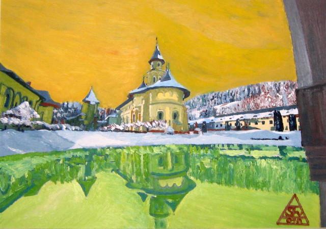 Putna in the mirror II - Constantin Severin