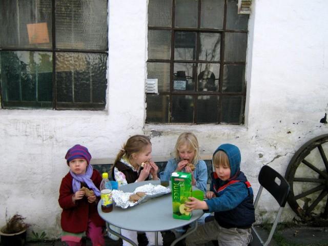 Knut Hamsun's Children - Constantin Severin