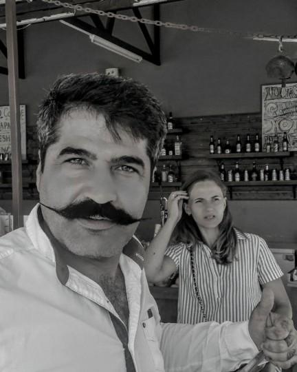 Osman Pasha's Follower - Constantin Severin