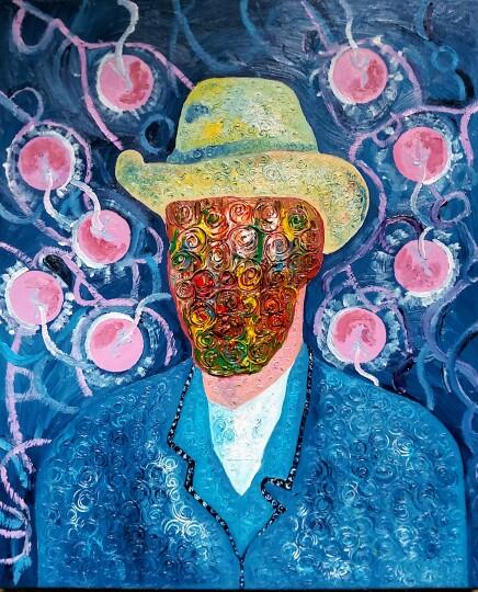 Van Gogh in the Quantum World - Constantin Severin
